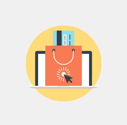 KPI Dashboard Excel Template for e-Commerce