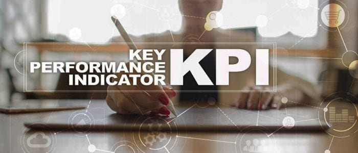 KPI. Key performance indicator.
