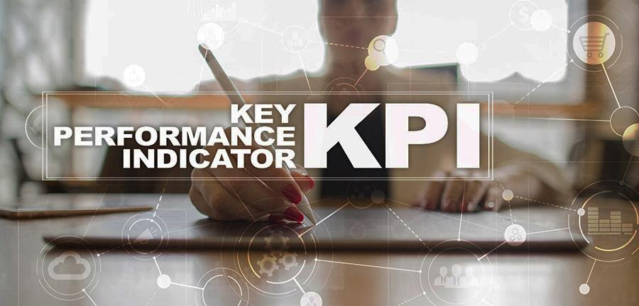 KPI. Key performance indicator.