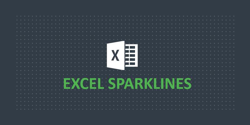 Create Sparkline in Excel