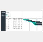Gantt Chart Excel Template - Cover