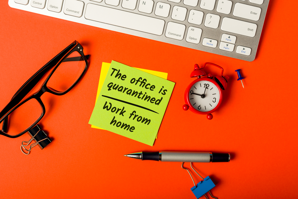 What precautions should I take while working from home in the COVID-19 quarantine?, Adnia Solutions