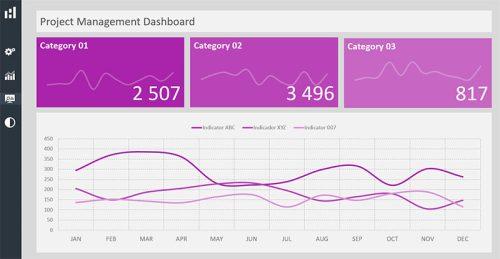 03-Light-Dashboard---Excel-Dashboard-Design-Duo-Theme-4