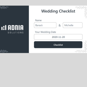 Free Wedding Checklist Excel Template