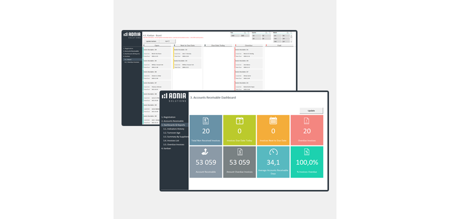 Demo - Accounts Payable Management Template 2.0