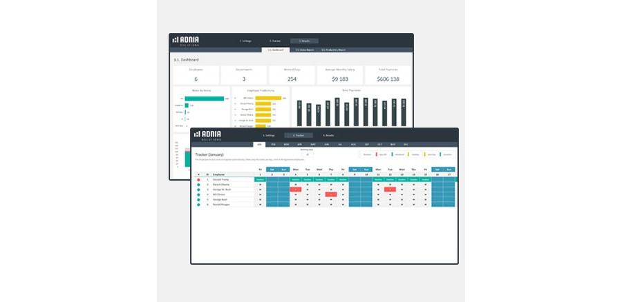 Demo - Attendance Tracker Excel Template.xlsm